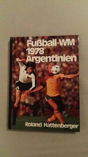 Fussball WM Buch