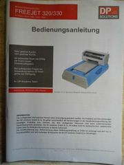 Freejet 330 Direktdrucker digitaler