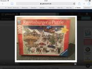 Ravensburger - Puzzle -Christmas Limited Edition -