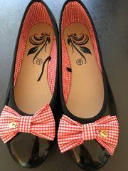 Dirndl Schuhe Lack Oktober