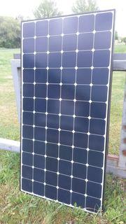 Solarpanel Solarmodul 240Watt Backcontact Zellen
