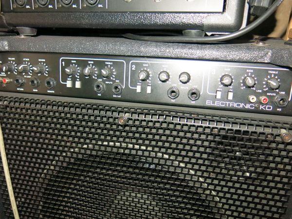 Laney KD 100 Allroundverstärker 15er