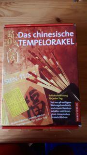Spiel Chinesisches Tempelorakel