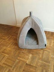 neue Katzenhöhle