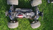 Monstertruck 4WD Kyosho Brushless mit