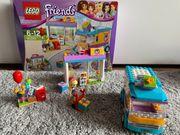 Geschenkeservice Lego Friends 41310 mit