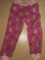 Pumphose Säbelkätzchen pink Gr 68