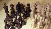 Schachfiguren Kunststoff KH 95 mm