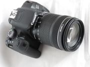 Canon EOS EF-S 18-135 IS