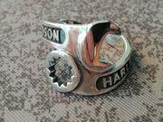 Ring aus Sterling Silber 925