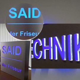 Leuchtkasten Werbeschild 3D Buchstaben Leuchtwerbung: Kleinanzeigen aus Hamburg - Rubrik Alles Mögliche, gewerblich