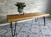 Wohnzimmertisch Couchtisch Tisch Altholz Landhaus