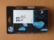 Druckerpatrone HP 23 Tri-Color C1823D
