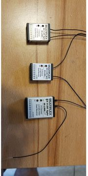 3 x M-LINK Empfänger Multiplex