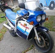 Rarität Suzuki Gsxr 750 erstes