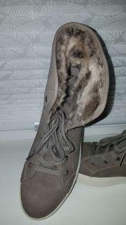 Mädchen Damen Winter-Sneakers Gr 38