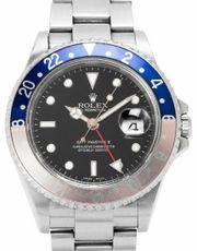 Rolex GMT-Master II 16710 Stahl