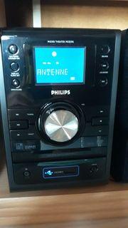 Philips Kompakt-Stereoanlage