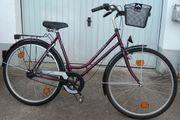 Sehr gepflegtes Damen-Fahrrad