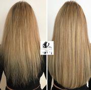 Professionelle Haarverlängerung Haarverdichung