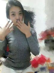 Asiatische Medizin Studentin Asia Geldherrin