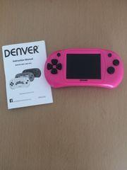DENVER Pocket-Spielekonsole GMP-240C MK2-pink