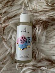 Hello Body Coco Gold Gesichtsöl