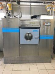 Hygiene Waschmaschine Durchlade STAHL DIVIMAT