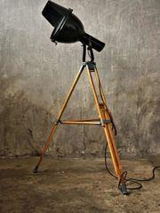 TESLA Filmscheinwerfer Projektor Industrielampen 50er