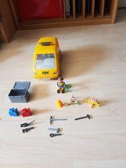 Verkaufe Playmobil ADAC Auto