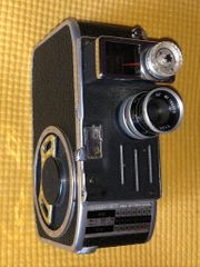 Bolex Paillard Schmalfilmkamera Vintage Doppel