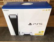 Neue Sony Playstation 5 PS5