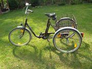 Dreirad für Erwachsene von Kynast