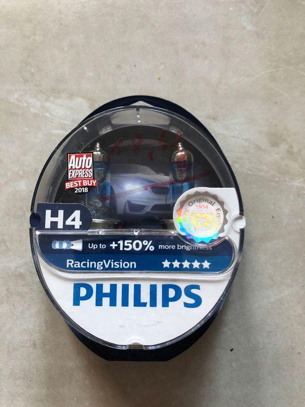 Philips RacingVision H4 150 mehr