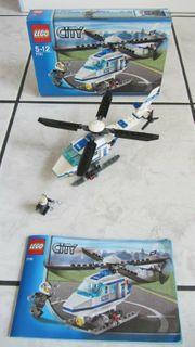 LEGO 7741 LEGO City Polizei