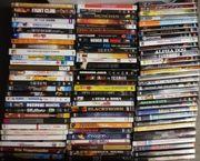 Über 1000 DVDs zu verkaufen