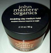 Haarwachs John Masters Organics sculpting