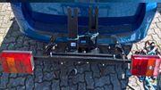 Fahrradträger für die PKW Anhängerkupplung