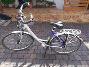 Fahrrad Damenfahrrad