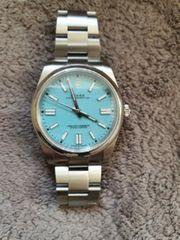 Rolex Oyster Tiffany 41mm