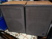 2 Saba Ultra 700 HIFI-Lautsprecher-Boxen
