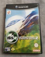 Nintendo GameCube International Superstar Soccer