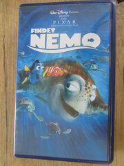 Videocassette Nemo mit Hologramm