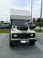 LAND ROVER Defender Wohnmobil