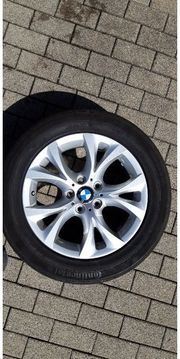 BMW X3 Alufelgen 17 Zoll