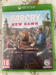 XBox Farcry new dawn
