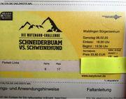 Die Watzmann-Challange Die Schneiderbuam vs