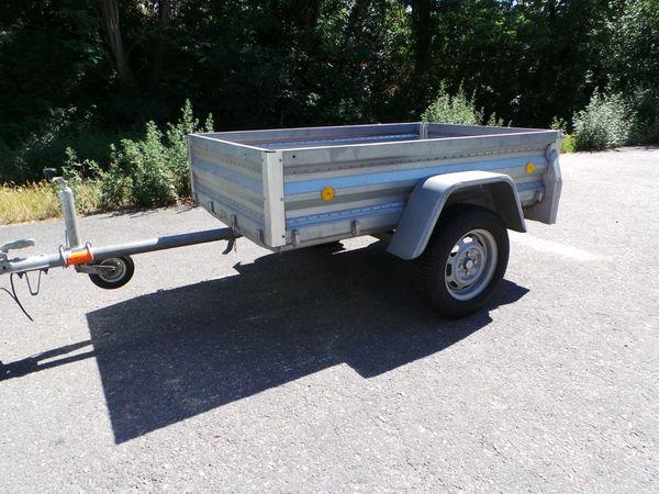 PKW-Anhänger Heinemann 600 Kg 100