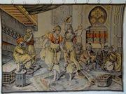 Gobelin Bildteppich Orient antik G013