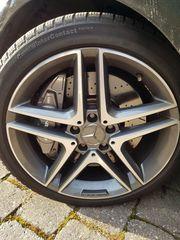 orig Mercedes-Benz AMG Winterkompletträder 18